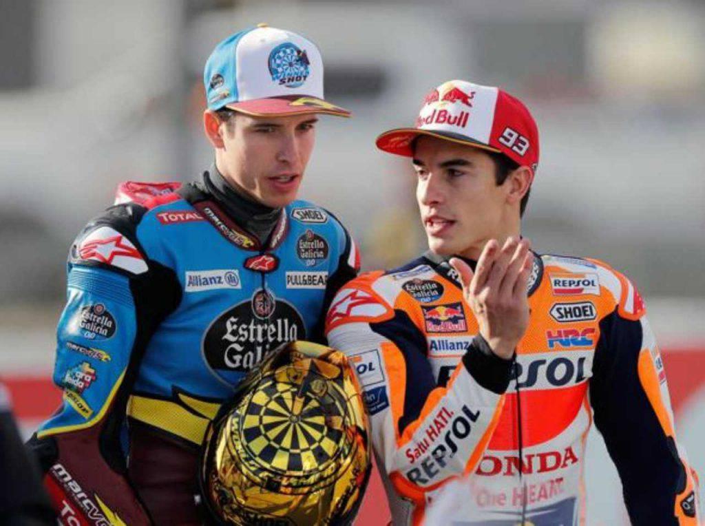 MotoGP, UFFICIALE il passaggio di Alex Marquez in Honda Repsol
