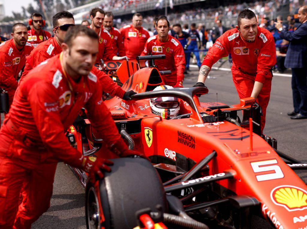 F1, la FIA sequestra il sistema di alimentazione Ferrari