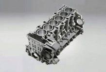 FCA motore 6 cilindri Turbo