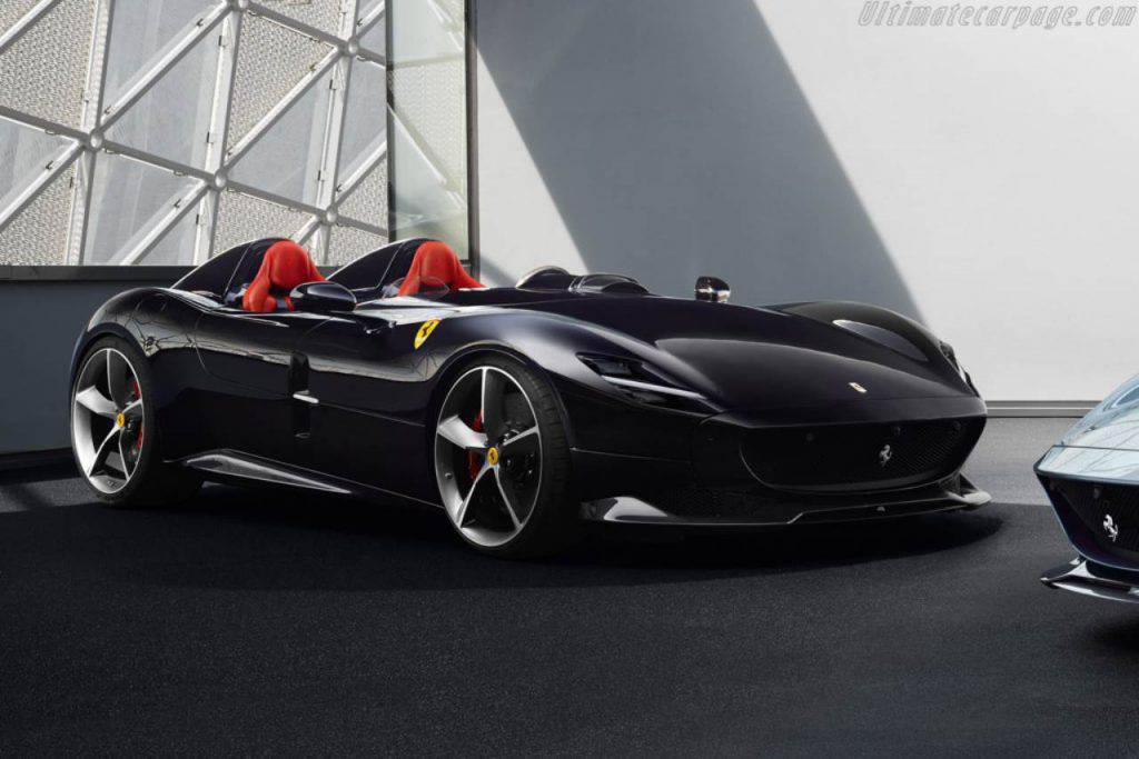 La Ferrari di Ibrahimovic, un regalo da 1,5 mln di euro