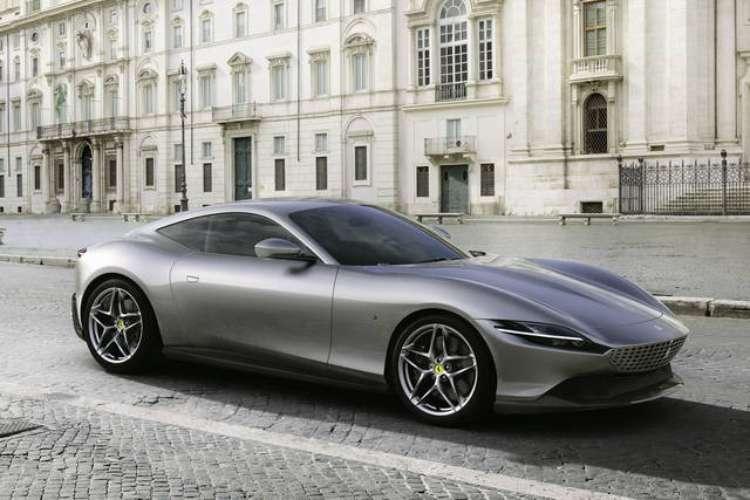 Ferrari Roma coupè