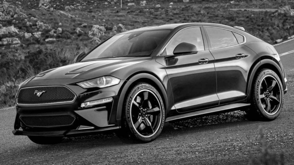 Ford Mustang Mach-E: il nuovo SUV elettrico