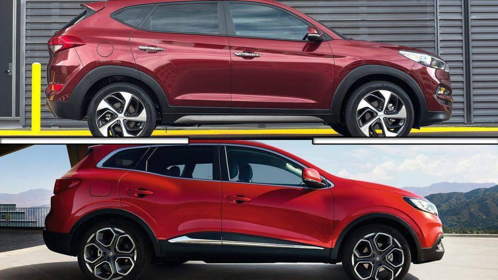 Renault Kadjar vs Hyundai Tucson Mild-Hybrid, qualche acquistare?