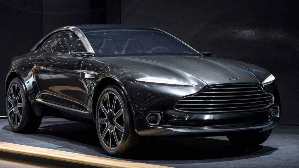 Il primo SUV dell'Aston Martin: costerà 200mila euro