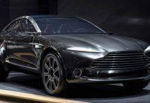 Il nuovo SUV dell'Aston Martin