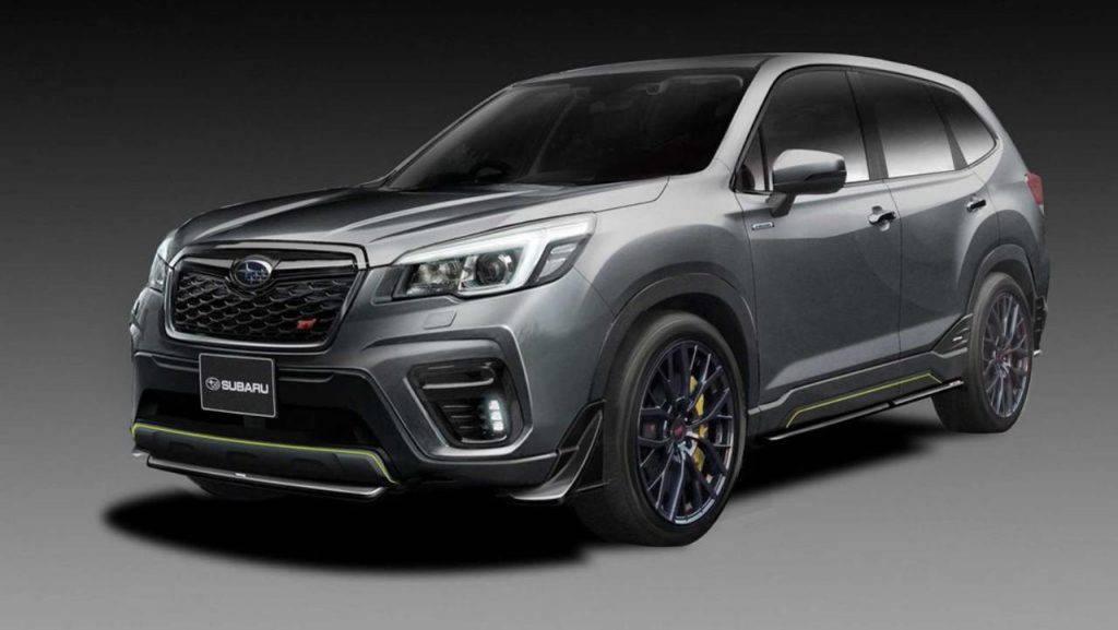 Subaru Forester, ora con motore ibrido 4x4