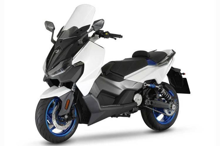 I migliori 5 scooter sportivi: SYM Maxsym TL1