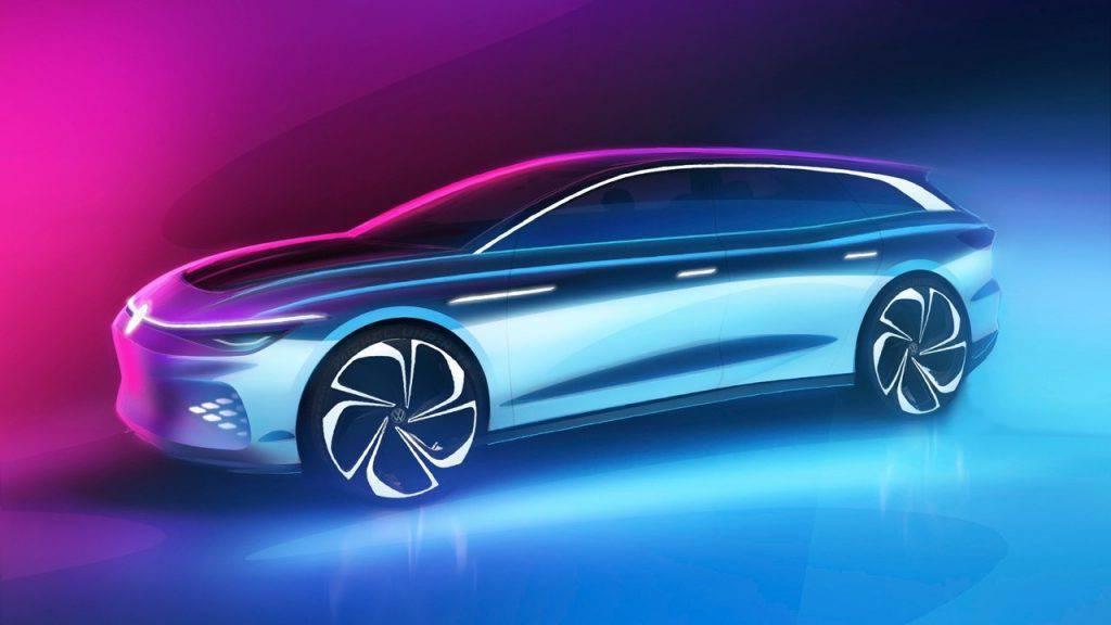 VW ID Space Vizzion: Il Suv elettrico arriverà nel 2021