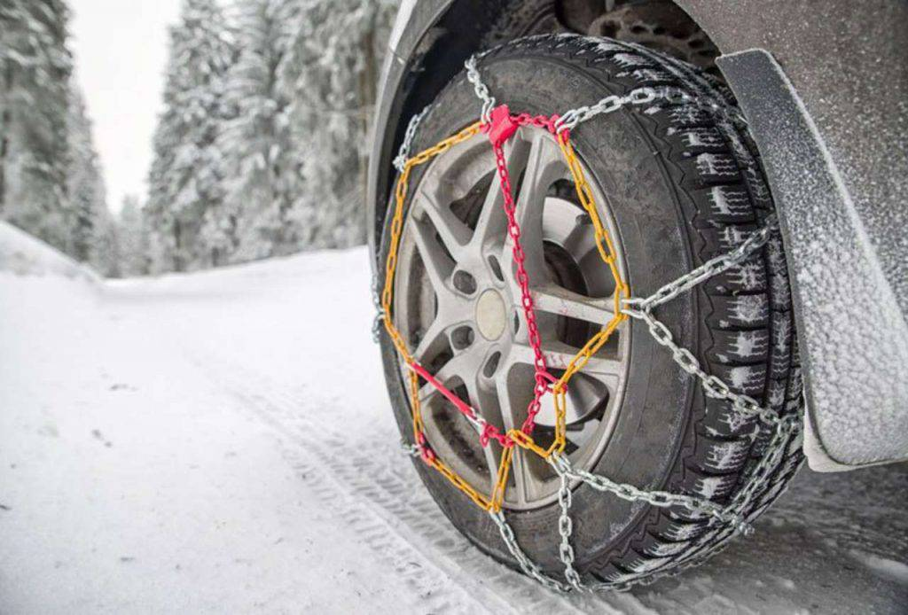 Catene da neve: Ecco come evitare gli errori più comuni