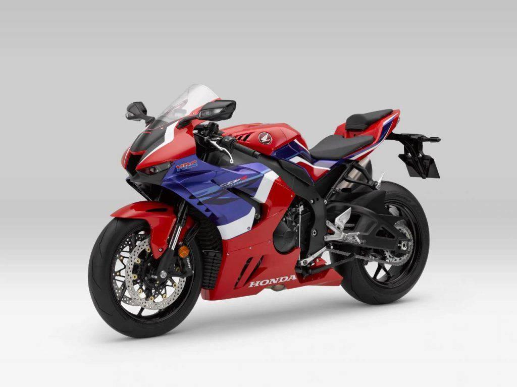 Ecco la nuova Honda CBR1000RR-R Fireblade