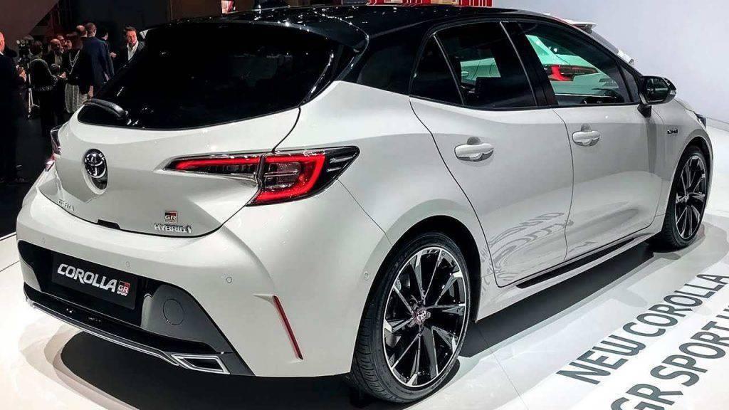 Toyota Corolla GR-Sport: nuovo design e 184 CV di potenza