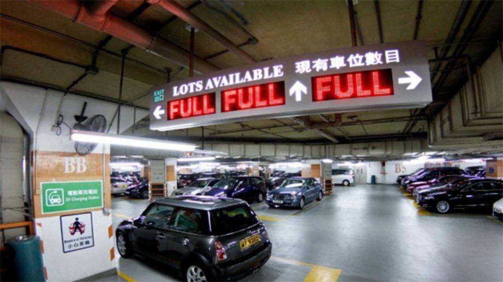 Hong Kong, un milione di euro per un parcheggio. Cifra record nella folle metropoli asiatica