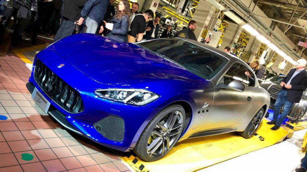 Maserati Gran Turismo Zeda: l'ultima perla italiana
