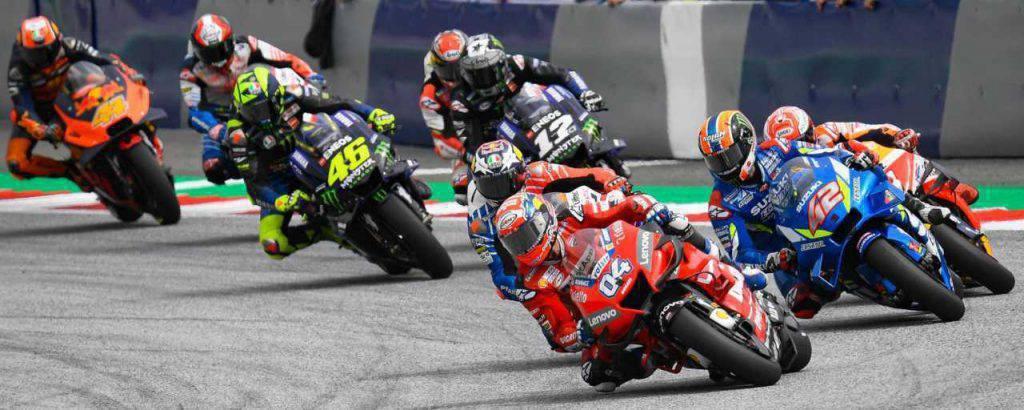 MotoGP, tutta la line-up delle squadre per il 2020