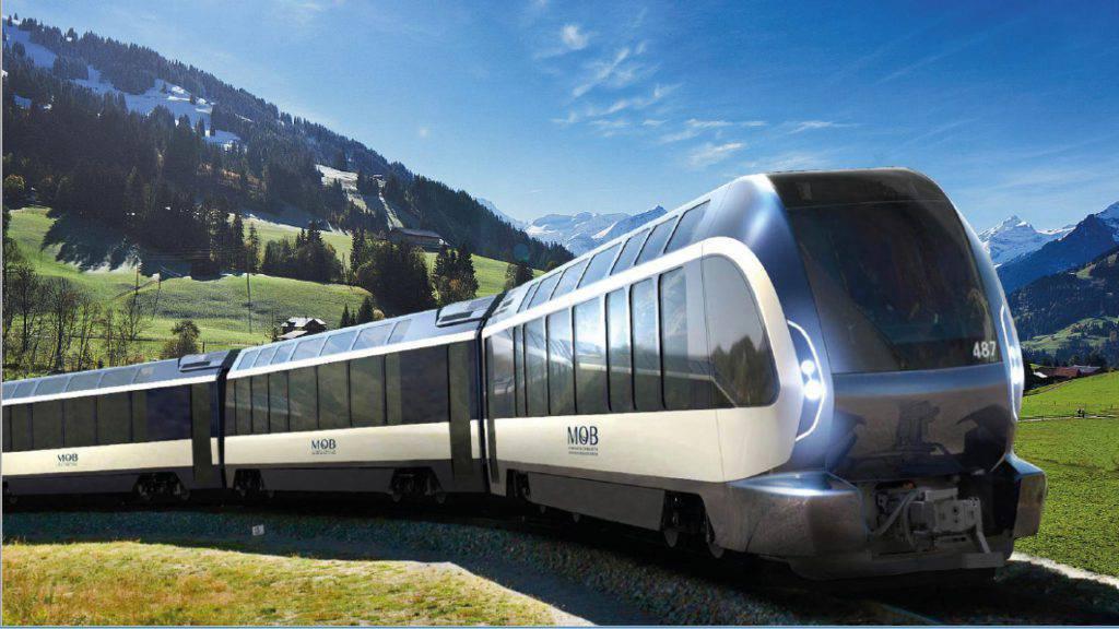Ecco il primo treno progettato da Pininfarina