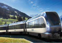 Goldenpass Express Pininfarina