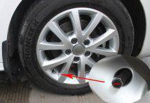 Valvole degli pneumatici