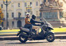 Nuovo Yamaha Tricity 300