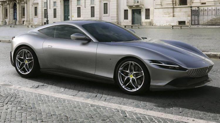 Ferrari Roma curiosità