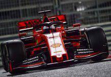 Nuovo progetto Ferrari F1