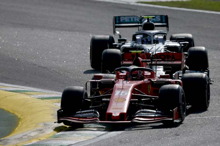 Ferrari, Interlagos: retroscena Vettel-Leclerc. Binotto: