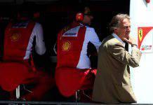 Montezemolo critica la Ferrari