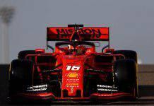 Leclerc rinnovo Ferrari