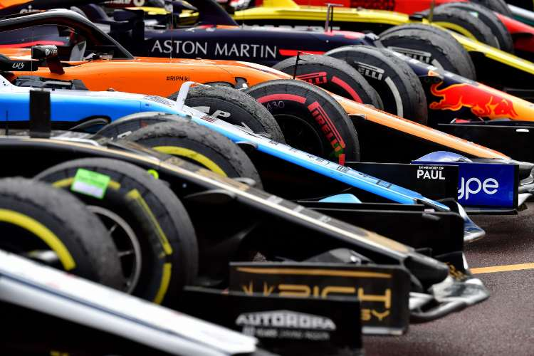 FIA e Pirelli svelano le specifiche degli pneumatici 2020 per la F1