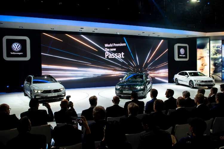 Volkswagen nomi auto