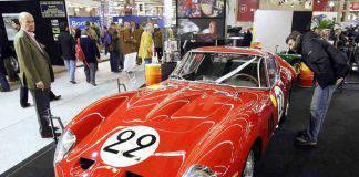Maranello Auto Sportive Ferrari 250 GTO