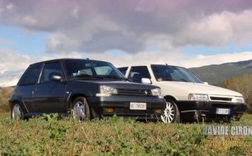 Fiat Uno vs Renault 5