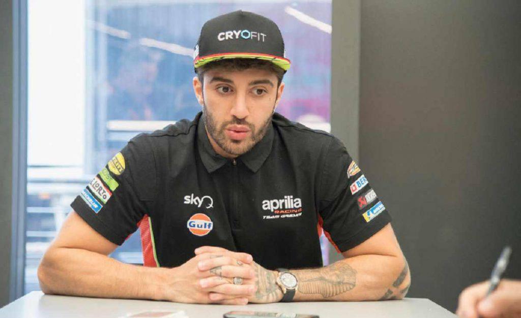 Andrea Iannone, caso doping: rischia 4 anni di sospensione