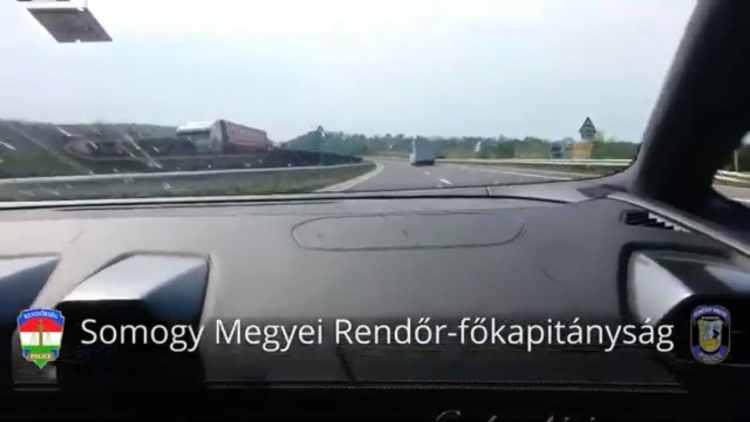 Incidente Lamborghini