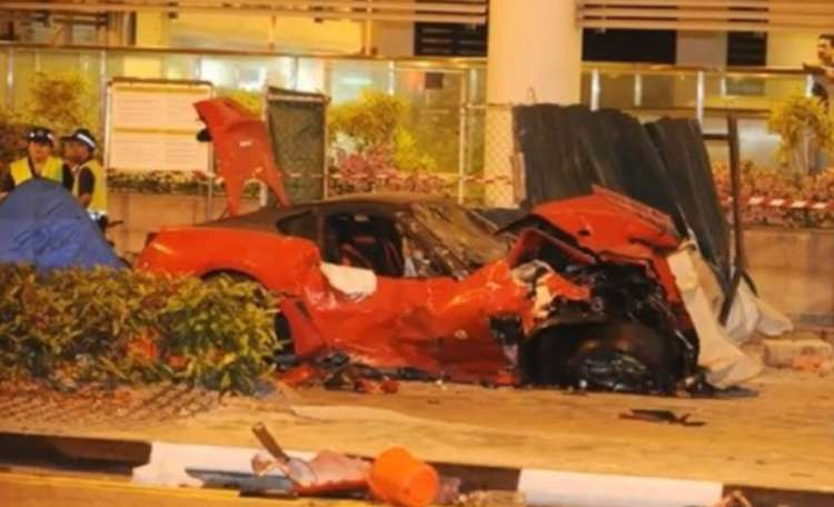 Incidente Singapore