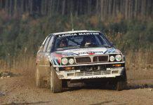 Lancia Integrale HF