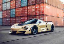 McLaren 720S Spider Novitec N-Largo