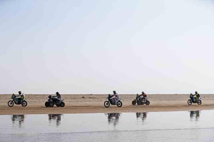 Secondo morto Dakar 2020