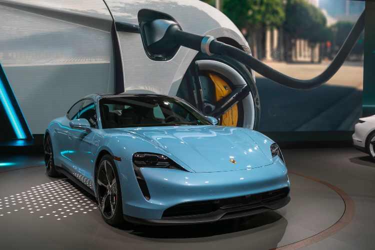 Taycan Porsche