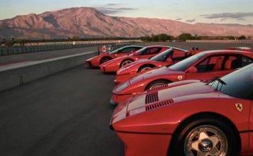 Le 5 migliori Ferrari in pista