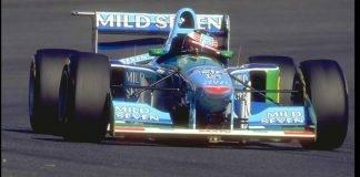 La scuderia Benetton