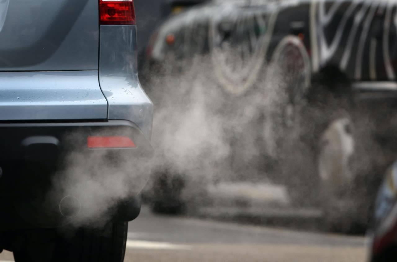 Inquinamento automobili emissioni