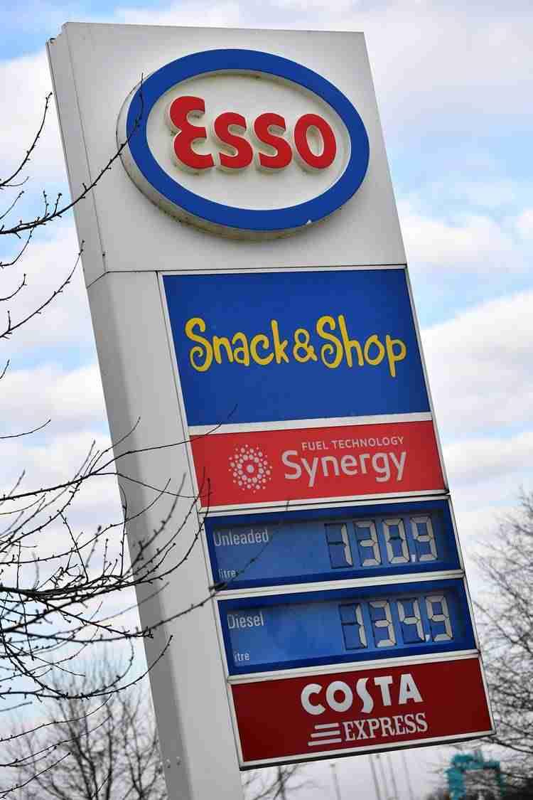 Esso Synergy