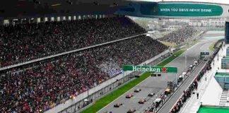 Formula 1 Cina Shanghai