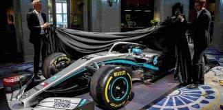 Presentazione Mercedes AMG Petronas F1