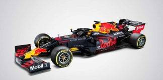 Nuova Red Bull