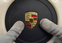 Porsche impronte
