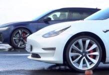 Tesla Audi