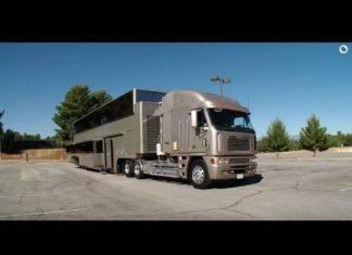 Transformer Camper Will Smith