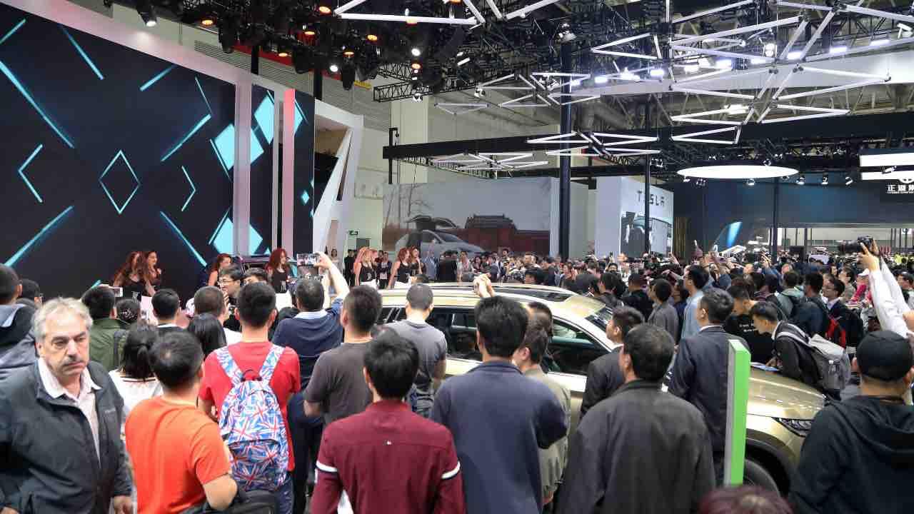 salone Pechino Auto (Getty Images)