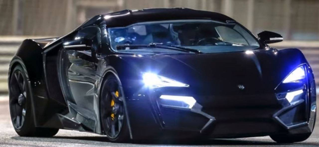Le auto di Vin Diesel